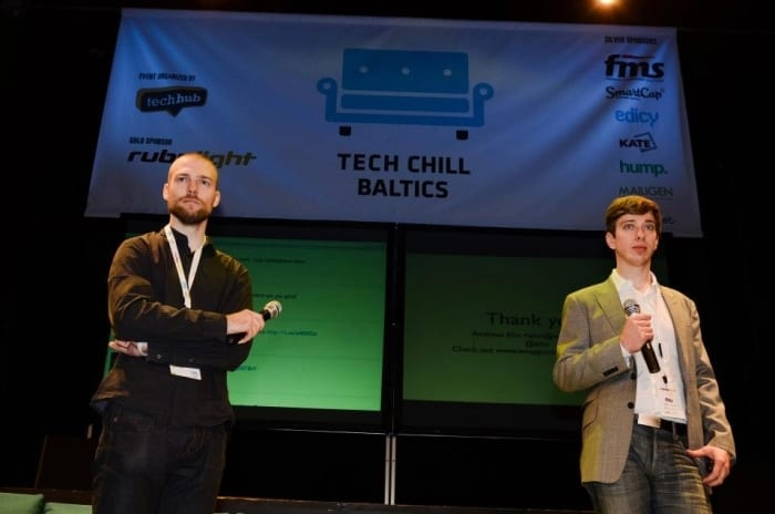 Tech Chill Baltics 2013