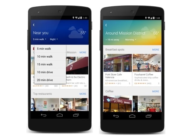 Google Maps Challenges Foursquare with New Explore Feature