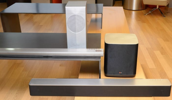 LG Music Flow Wi-Fi Series 001