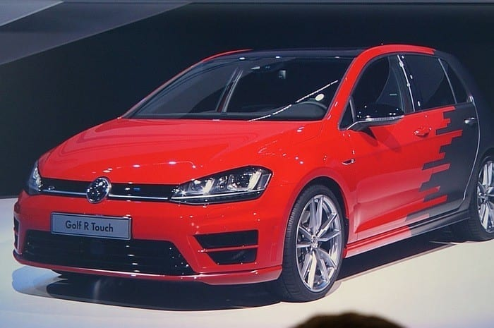 Golf R Touch 1